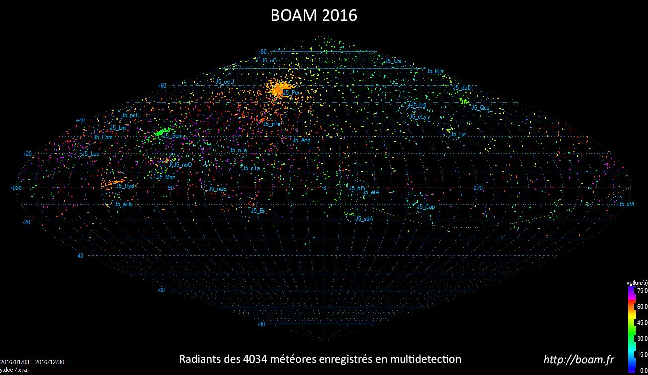 Rapport BOAM 2016 BOAM_2016_RMAP_multi_Q1_dt10_dD_0.5_4034_meteores_tag